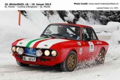 Rallyefieber in Cortina