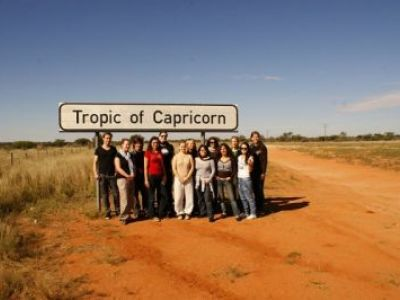 STA Travel Famtrip durch Namibia